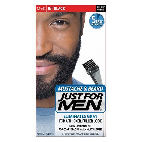 Just for Men Mustache & Beard Color Jet Black