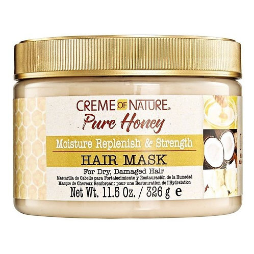 Creme of Nature Honey Strengthening Mask 11.5 oz