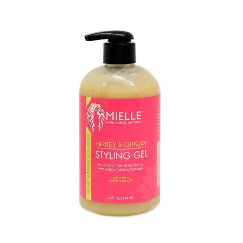 MIELLE | Honey & Ginger Styling Gel 12oz