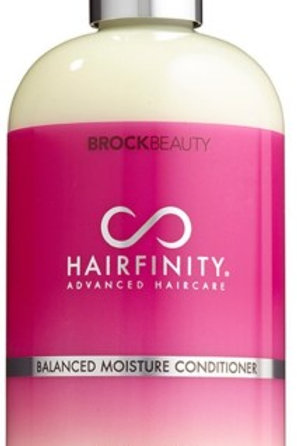 Hairfinity Balanced Moisture Conditioner 12 Oz