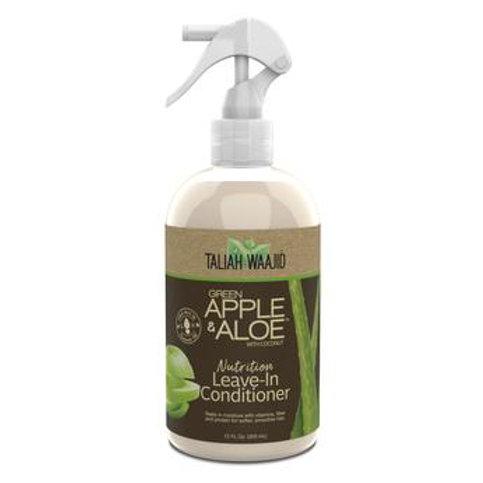 Taliah Waajid Green Apple & Aloe Nutrition Leave-In Conditioner 12oz