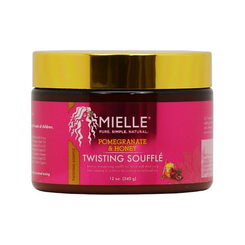 MIELLE   Pomegranate & Honey Twisting Souffle 12oz