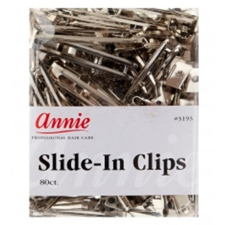 Annie Slide in Clips 80 ct