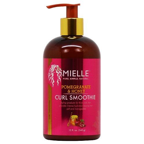 MIELLE | Pomegranate & Honey Curl Smoothie 12oz