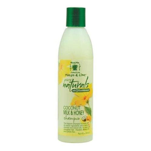 JAMAICAN MANGO & LIME   Milk & Honey Pure Naturals Coconut Shampoo 8oz