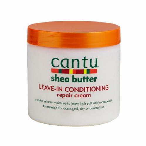 Cantu Shea Butter Leave In Conditioning Repair Cream 16 oz