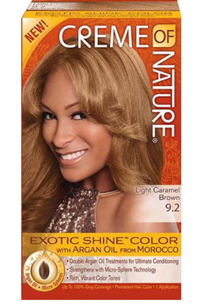 Creme of Nature Permanent Hair Color