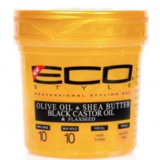 Eco Style Gold Olive Oil & Shea Butter Styling Gel