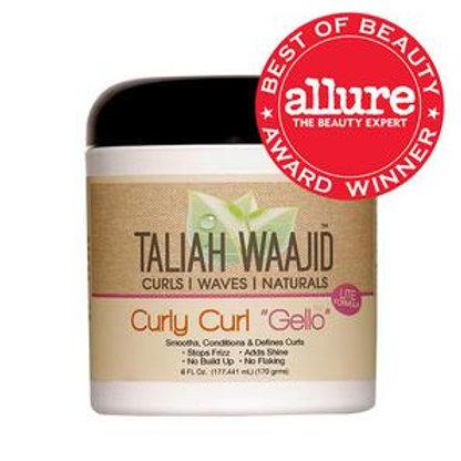 """Taliah Waajid Curly Curl """"Gello"""" 6oz"""