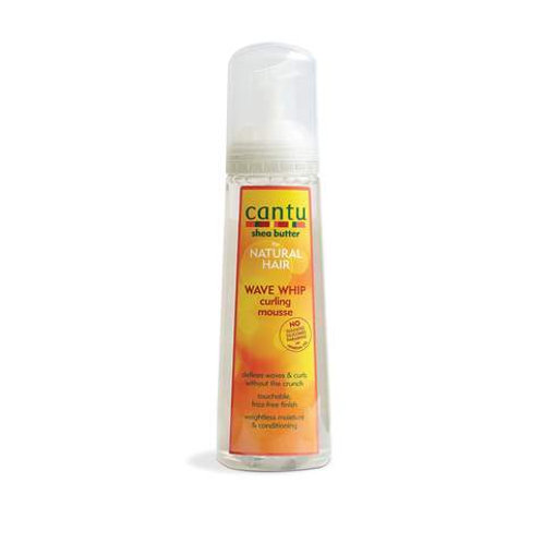 CANTU | Natural Wave Whip Curling Mousse 8.4oz