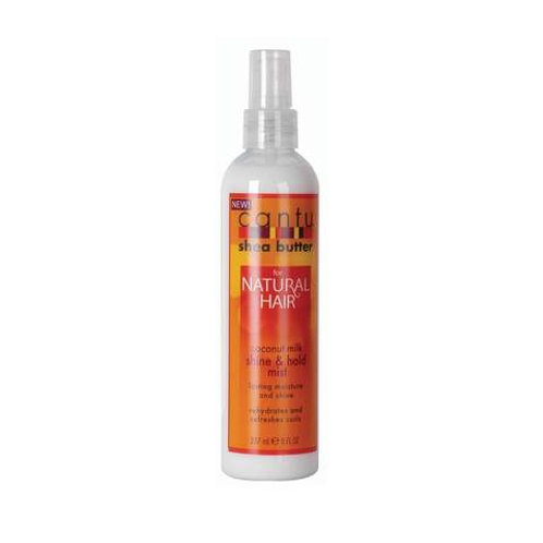 CANTU | Shea Butter For Natural Curl Coconut Shine & Hold Mist 8oz