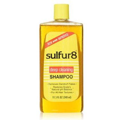 Sulfur8 Medicated Shampoo 11.5 Oz