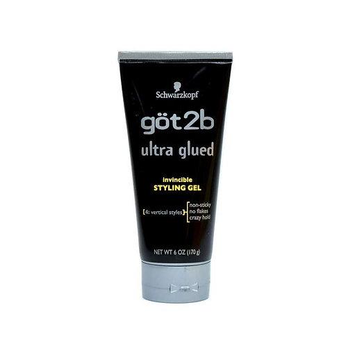 SCHWARZKOPT GOT2B   Ultra Glued Invincible Styling Gel 6oz
