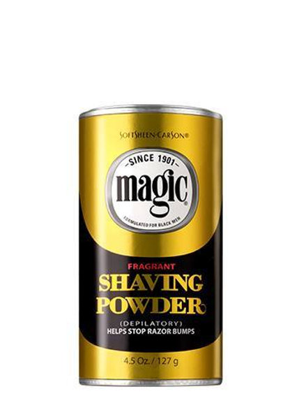 Soft Sheen Carson Magic Shaving Powder Fragrant