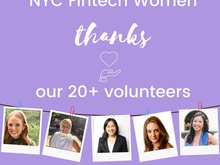 FinTech Female Fridays: The NYC FinTech Women Team