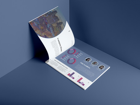 Create Dynamic Corporate Brochure Layouts in Adobe InDesign