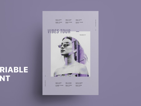 What's New in Adobe InDesign: Variable Font