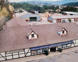 Aerial View of the Yard 1996