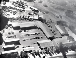 Aerial View of the Yard 1932