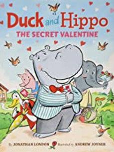 Duck & Hippo The Secret Valentine
