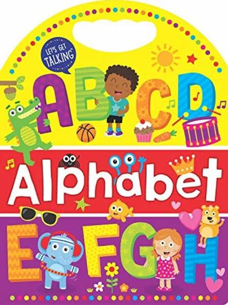 Alphabet: Handle Board Book