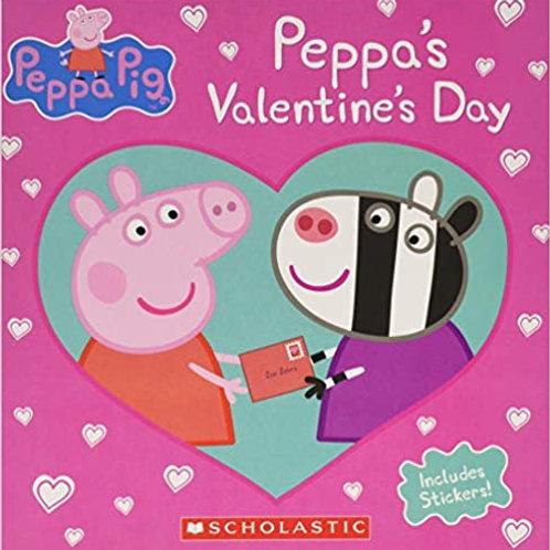 Peppa Pig Valentine's Day