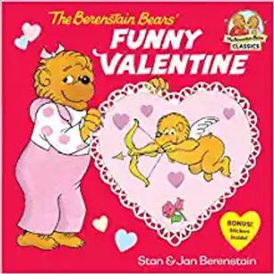 The Berenstain Bear Funny Valentine