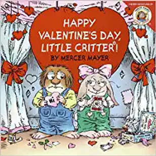 Little Critter - Happy Valentines Day