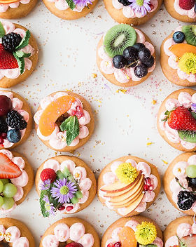 Decorated Donuts