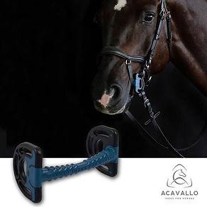 Udidlo pro citlivé koně ACAVALLO