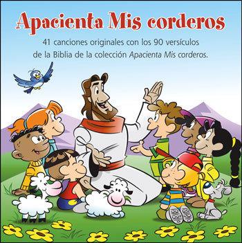 Apacienta Mis Corderos CD