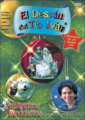 Amiguitos Navideños DVD
