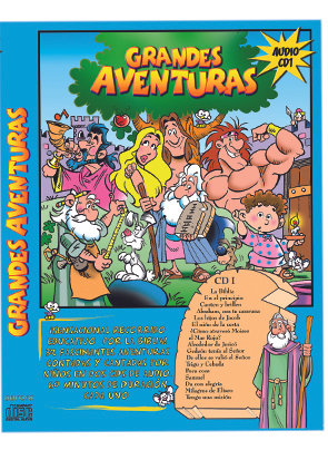 Great Adventures of the Bible 1 and 2