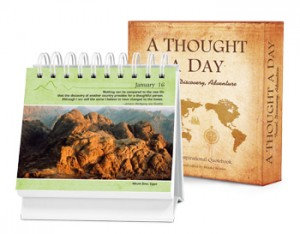 A Thought a Day - Travel, explore, adventure