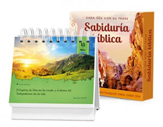 Sabiduría Biblica