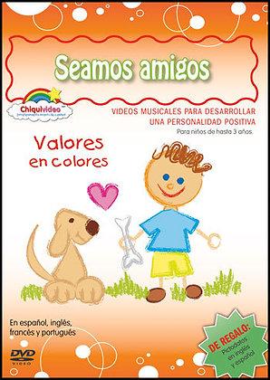 Seamos Amigos DVD