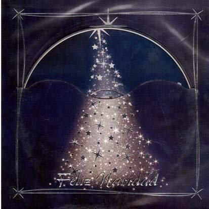 Tarjetas CD Navidad