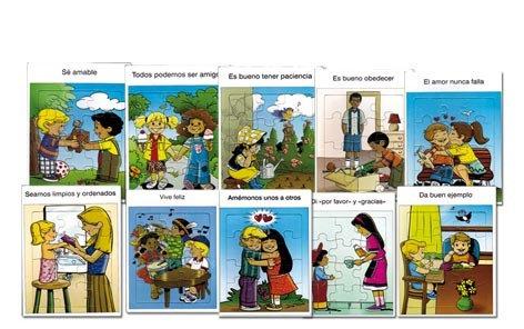 Colección de 12 puzles