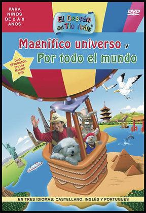 Por todo el mundo/ Magnifico Universo DVD