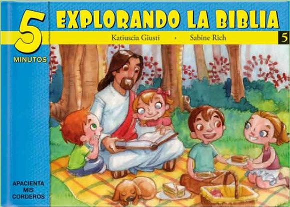 5 Minutos Explorando la Biblia
