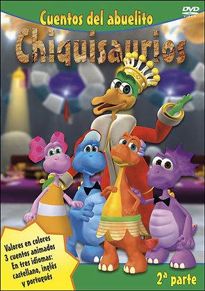 Chiquisaurios DVD nº 2