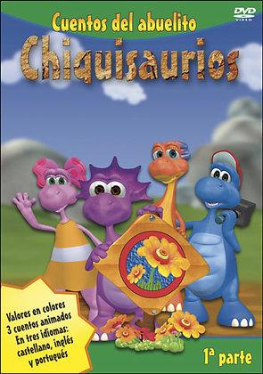 Chiquisaurios 1 DVD