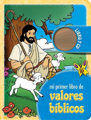 Mi Primer Libro de Valores Biblicos