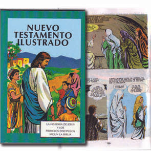 Nuevo Testamento en comic
