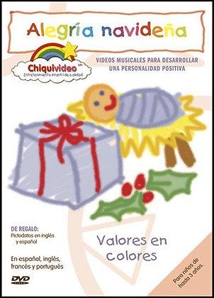 Alegría Navideña DVD