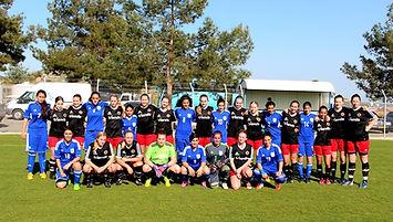 treningsleir fotball