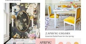 Spring Room Makeover 春季房間改造