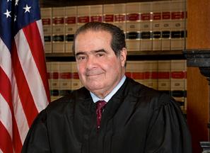 Antonin Scalia T'íŋ na Waná Tȟóakaŋke kiŋ Akhíničapi