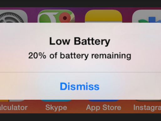 Do you check your battery?
