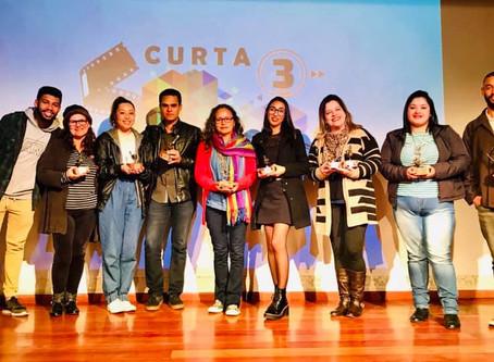Terceira edição do Curta Suzano premia dez filmes